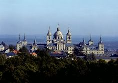 Real Sitio De San Lorenzo De El Escorial Spain Day Trip Countries Of The World