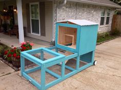 Chicken Tractor   Do It Yourself Home Projects from Ana White