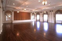 Komatsu Architecture, Restoration of Historic Ballroom, YWCA of Fort Worth and Tarrant County Fort Worth, Texas