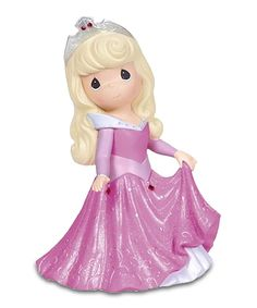 This Aurora Rotating Musical Figurine by Precious Moments is perfect! #zulilyfinds