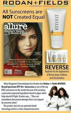 Yes we are this awesome Allure mentioned us among many other magazines!