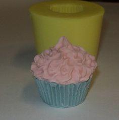 Mini Frilly Cupcake- soap
