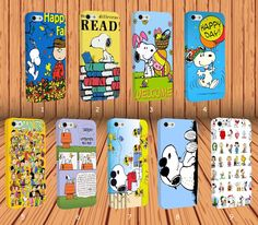 Wrapped Snoopy Peanuts for iPhone And Samsung Series Hard Case Cover #NONGCHAO