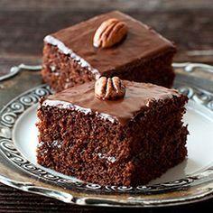 "Piernik ""Last Minute"" Polish Desserts, Polish Recipes, Baking Recipes, Cake Recipes, Dessert Recipes, Cake Cookies, Cupcakes, Gingerbread Cake, Xmas Food"