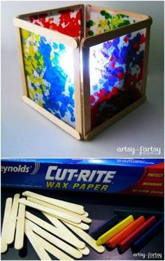 fun crafts for kids * fun crafts for kids ; fun crafts for teenagers ; fun crafts for kids to do at home ; fun crafts for adults ; fun crafts to do when bored ; fun crafts to do at home ; fun crafts for toddlers Crafts For Kids To Make, Crafts For Teens, Kids Crafts, Diy And Crafts, Kids Diy, Wax Paper Crafts, Decor Crafts, Simple Crafts, Diy Projects For Kids