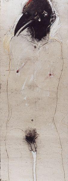 Rick Bartow, Quigauk for Hyacinth, 2001