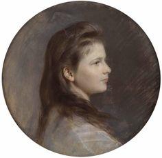 Portrait Elisabeth 1857