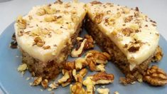 Pureed Food Recipes, Greek Recipes, Pastry Art, Cheesecake Brownies, Pie Cake, French Toast, Deserts, Food And Drink, Sweets