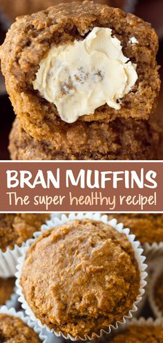 How To Make Bran Muffins From Scratch