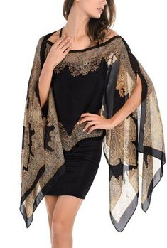 DJT Women Caftan Pareo Beach Multifuction as Top Layer: Amazon.es: Clothing & Accessories