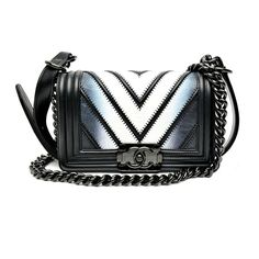Spring 2016 Accessories Paris Collections WWD ❤ liked on Polyvore featuring bags, clutches and chanel