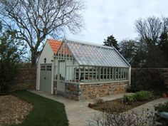 attached greenhouse   Over the years we have built literally thousands of greenhouses. Here ...