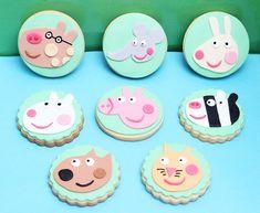 Jarita's Cookies peppa pig cookies