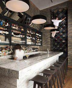 Boutique Hotel en Nueva York restorant boutique de bar del hotel