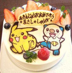 japanese anime cake ideas - Google Search