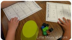 What's under the bowl? A subtraction game!