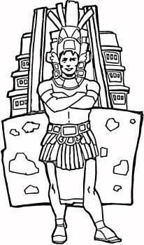 inca colouring pages art pinterest colouring pages
