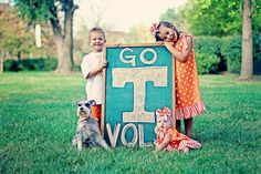 Vol fans of all ages.