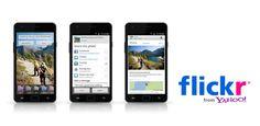 Aplicación oficial de Flickr para Android   La mejor forma de compartir tu vida en fotos ya está disponible en Android. Haz hermosas fotos con la cámara de la aplicación, mejóralas con filtros y luego compártelas en Facebook, Twitter u otras plataformas.