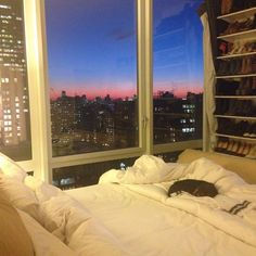 Unreal NYC apartment. How could any other apartment beat this view?