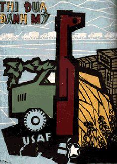 VSPA.com: Communist Propaganda Posters of the Vietnam War. Page-1.