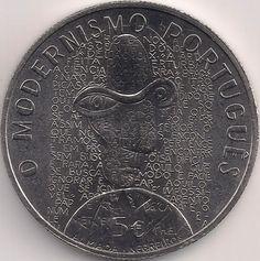 Wertseite: Münze-Europa-Südeuropa-Portugal-Euro-5.00-2016-Modernismo