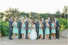 Bridal Party -  Kori & Jared Photography - East Lake Ranch, Turlock, CA Wedding