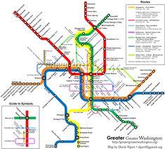 Metro baltimore map pdf