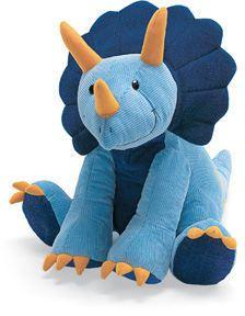 omg cutest stuffed dinosaur yet