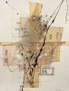 """Visit our internet site for additional details on """"modern abstract art painting"""". It is actually an exceptional place for more information. Croquis Architecture, Collage Architecture, Architecture Concept Drawings, Art Du Collage, Collage Art Mixed Media, Modern Art, Contemporary Art, Art Carte, Art Et Illustration"""