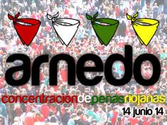 #Convivencia y #Diversión se darán cita en la Concentración de #Peñas #Riojanas 2014 de #Arnedo #LaRioja ... ♪ ♫ ♪ ♫