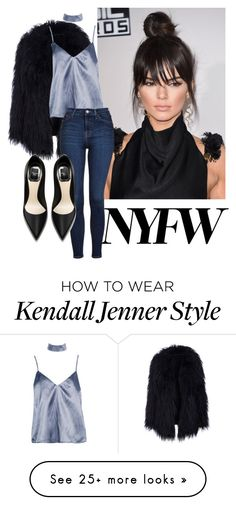 """channelling the inner Kendal"" by saprerutuja on Polyvore featuring Boohoo and Topshop"