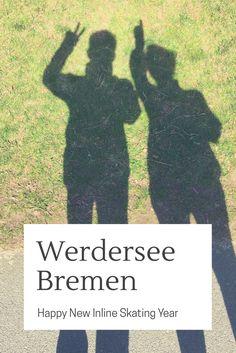Bremen Inlineskating am Werdersee