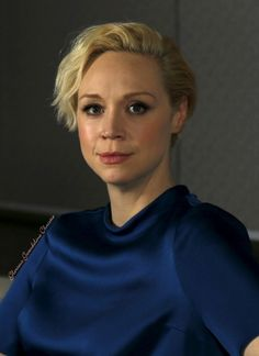 "Gwendoline Christie(Worthing,West Sussex,England,UK) Height: 6' 3"" (1.91 m)"