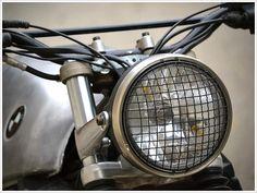 "Scott Halbleib's BMW K100RT - ""Number3"" - Pipeburn - Purveyors of Classic Motorcycles, Cafe Racers & Custom motorbikes"