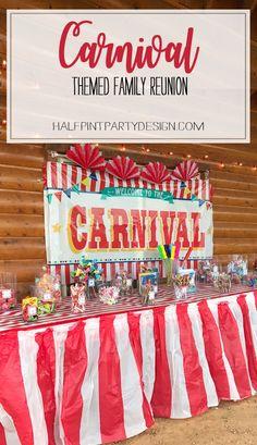 Carnival Theme Famil