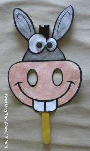 Balaam's donkey: .