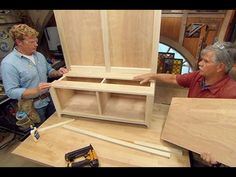 How to Build a Storage Bench - YouTube