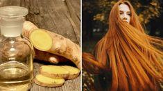 Zázvorová maska na vlasy – krásna hriva a lesk ako blesk! Thing 1, Cucumber, Gloves, Hair, Zucchini, Mittens