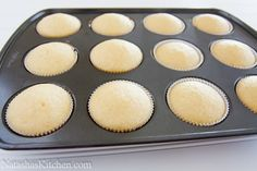 Perfect Vanilla Cupcake Recipe (birthday cake cookies from scratch) Moist Cupcake Recipes, White Cupcake Recipes, Moist Vanilla Cupcakes, Cupcake Recipes From Scratch, Butter Cupcakes, White Cupcakes, Moist Vanilla Cake Recipe From Scratch, Simple Cupcake Recipe, Vanilla Cupcake Bakery