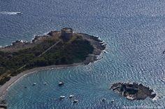 Photo aérienne de Uvala Mirista - Monténégro