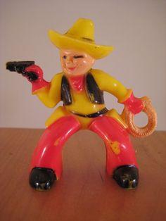 Vintage Hard Plastic Cowboy Sheriff Lawman by ScratchThatKitsch 5f43ef5a0d39