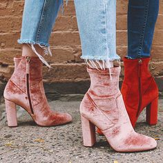 Blush or Red?
