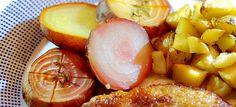 Bietjes uit de oven met honing en tijm