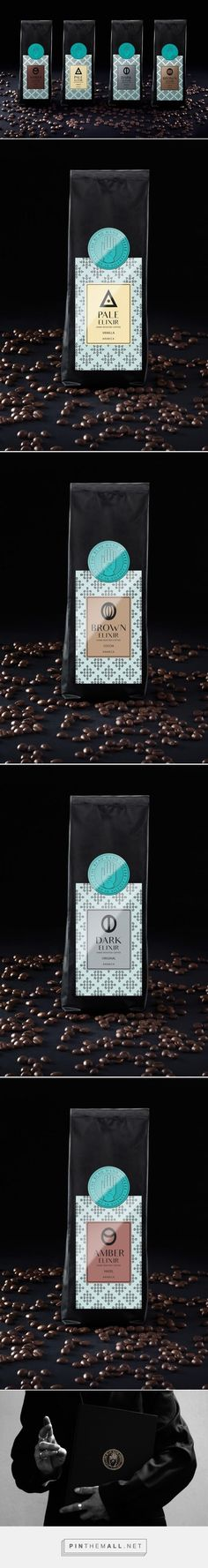 Blaq Hand Coffee (Student Project) - Packaging of the World