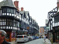 Chester Revealed by WalkWalk Tours