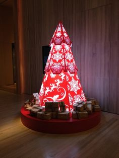 Taiwan Christmas Tree | The Shin Kong Mitsukoshi department store ...