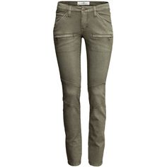 H&M Cargo pants ($40) found on Polyvore