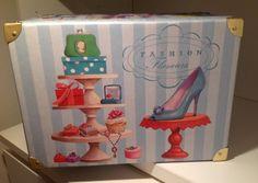 Vintage-tyylinen laatikko info@CasaRustica.fi