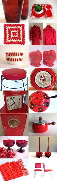 Red Letter Day. by livingavntglife on Etsy--Pinned with TreasuryPin.com